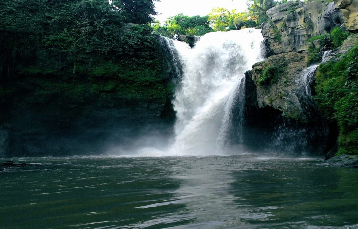 Tegenungan Waterfall, Gianyar
