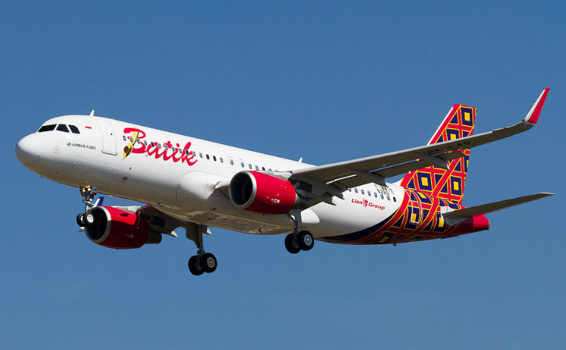 Batik air opens new route to perth seminyak times batik stopboris Image collections
