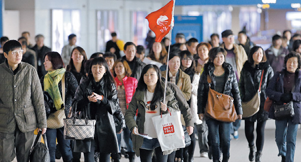 Chinese Tourists are heading elsewhere. Photo: ftnnews.com