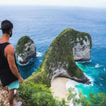 Russian woman falls from Nusa Penida cliff