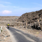 The Suwung landfill site begins to be transformed