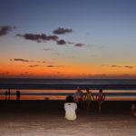 The 'Crawling Thief' nabbed on Kuta Beach