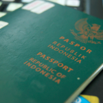 Brazen Nigerian man arrested applying for an Indonesian passport