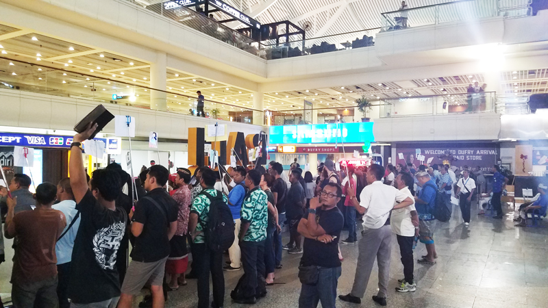 Bali Airport Authority Rejects The New Counter For Bali Entrance Tax